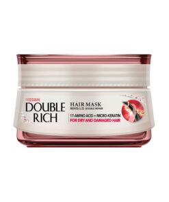 Kem ủ Double Rich chăm sóc tóc khô xơ & hư tổn 150g