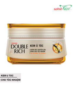 Kem Ủ Double Rich Chăm Sóc Cho Tóc Nhuộm 150g