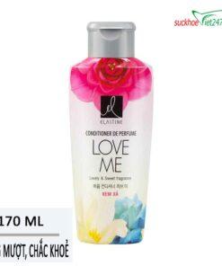 Kem xả Elastine dưỡng tóc Love Me 170ml