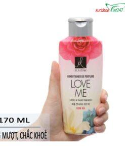 Mô Tả Kem xả Elastine dưỡng tóc Love Me 170ml
