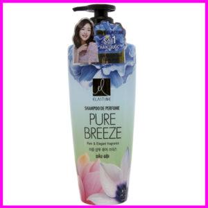 Dầu gội Elastine hương nước hoa Pure Breeze 600ml
