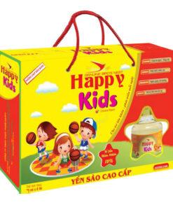 Yến sào Happy kids hương cam