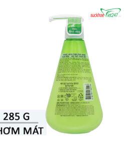 Hưỡng Dẫn Sử Dụng Kem Đánh Răng Perioe Herb Hương Thảo Dược Pumping 285g
