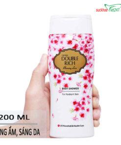 Mô Tả Sữa tắm DR Hoa Anh Đào 200g