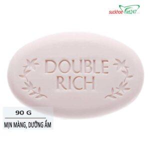 Mô Tả Xà bông Double Rich Hương Hoa IRis 90g
