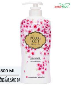 Sữa tắm DR Hoa Anh Đào 800g