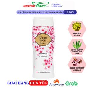 Sữa tắm DR Hoa Anh Đào 200g