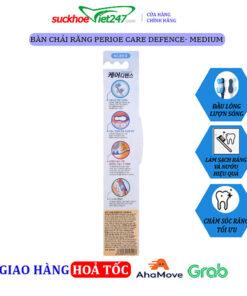 Bàn Chải Răng Perioe Care Defence- Medium