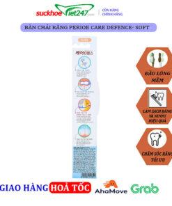 Bàn Chải Răng Perioe Care Defence- Soft